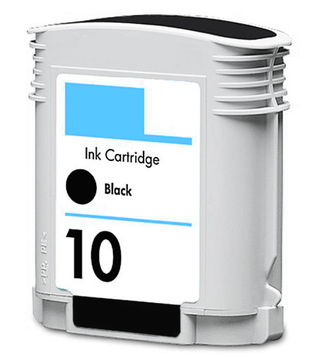 High Yield C4844a For Hp10 Ink Cartridge Fits Officejet  U0026 Designjet Printers